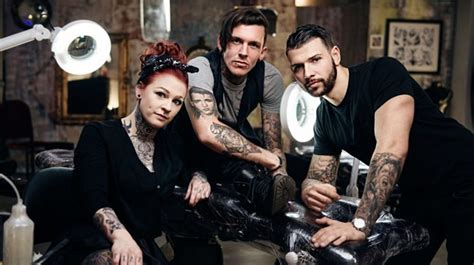 tattoo fixers danny lincolnshire residents called on for new e4 tv show body