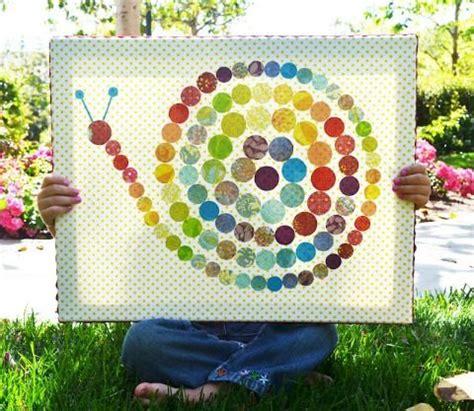 Abstrak Polkadot Butterfly circle punch polka dot snail craft kreise punsch und