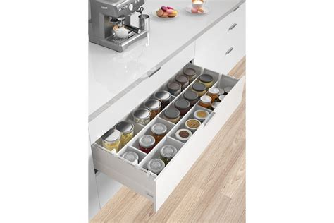 Harn Drawer by Harn Ritma Cube Soft Drawer System By Access