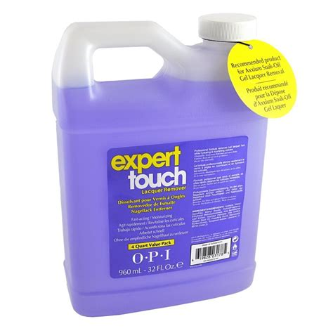 Opi Expert Touch Remover 960ml opi expert touch 32oz lacquer remover 960ml