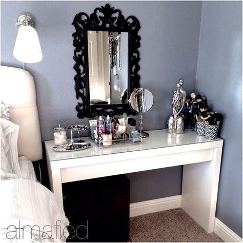 vanity area in bedroom 25 best ideas about black makeup vanity on pinterest