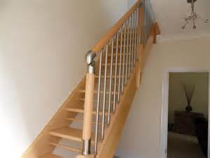 Bungalow Stairs Design Detached Bungalow Exmouth Traditional Staircase Other Metro By Attic Designs Ltd