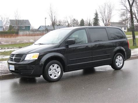 test drive 2008 dodge grand caravan canada quot value package
