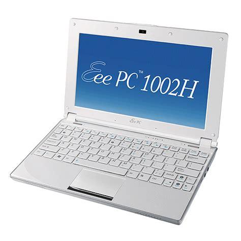 Second Laptop Asus Eee Pc asus eee pc 1002h intel n280 5hrs battery slashgear