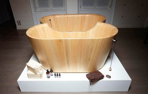 twin bathtub double your pleasure with twin bathtub by thun and