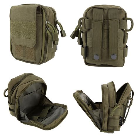 Army Tactical Pouch 01 new tactical small utility pouch pack