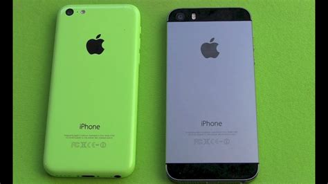 iphone 5s vs iphone 5c apple smartphone vergleich