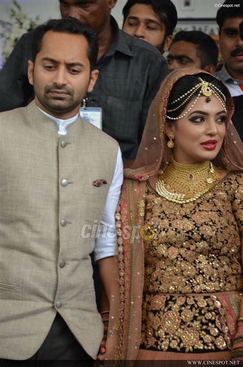 pin nazriya nazim marriage with fahad fazil in august picture on fahad fazil and nazriya marriage photos 1