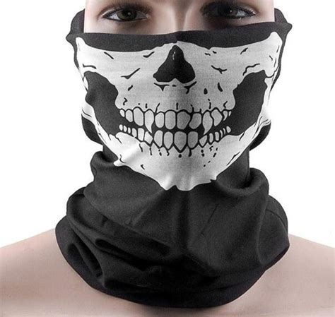7 Cool Masks by Skull Scarf Cool Cycling Masks