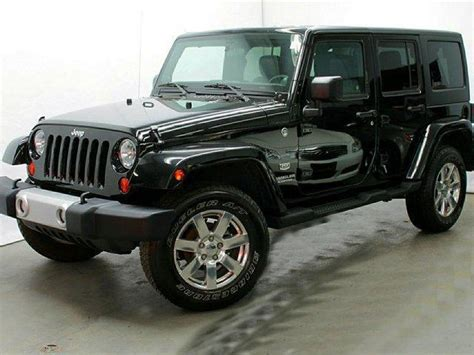 07 Jeep Wrangler For Sale 07 13 Jeep Wrangler 70th Anniversary Wheels Rims Tires And