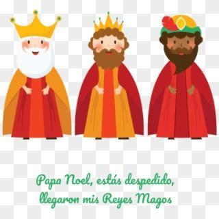 reyes tres reyes magos pesebre hd png