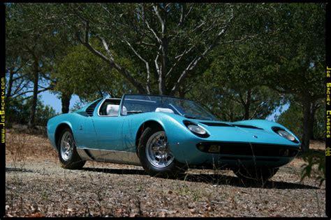 Where To Find A Lamborghini 10 Junkyard Cars Restored Into Luxury Classics