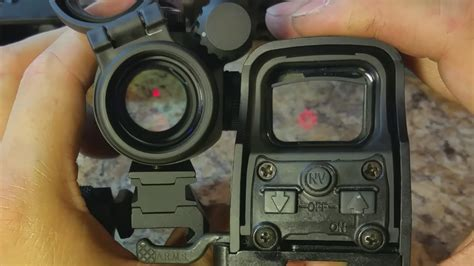 eotech best price aimpoint pro unboxing and review vs eotech 2015 which