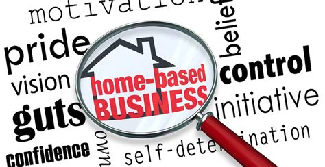 6 important tips for starting your home based business