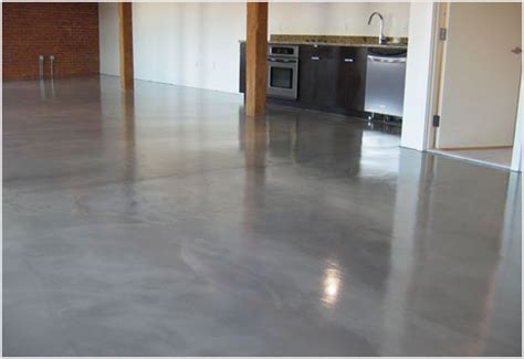 Residential Polished Concrete Floors Residential Polished