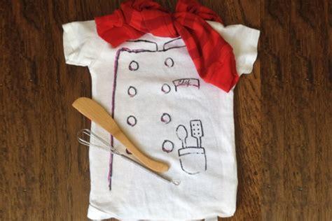 diy chef costume 10 diy costume ideas for baby s parentmap