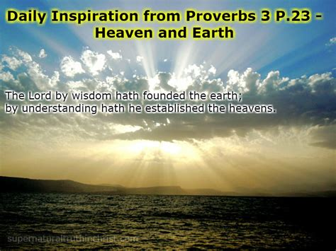 heaven and earth three heaven and earth daily inspiration p 23