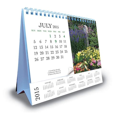 photo desk calendar custom table calendar desk calendar wall calendar printing