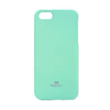Ume Original Iphone 5 Se Softcase jual goospery mercury original color pearl jelly softcase casing for apple iphone 5 5s se mint