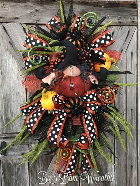 ba bam wreaths images  pinterest