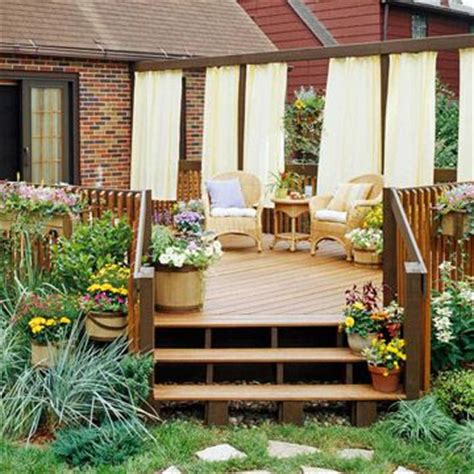 backyard privacy solutions privacy solutions for your deck decks backyards and