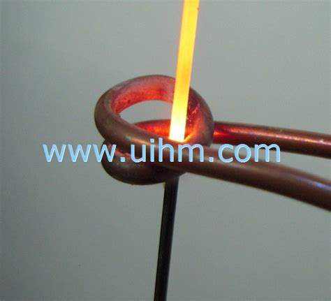 induction heating wire ultra high frequency induction heating wire united induction heating machine limited of china