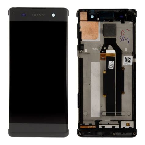 Lcd 1set Touchscreenframe Sony Xperia E3 Original sony display lcd complete with frame for xperia xa f3111 f3112 black replacement ebay