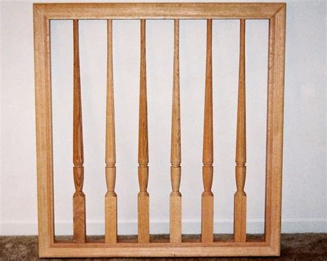wood banisters wood balusters stair rail design