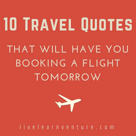 23 tips to survive a flight books 10 travel quotes that will you booking a flight