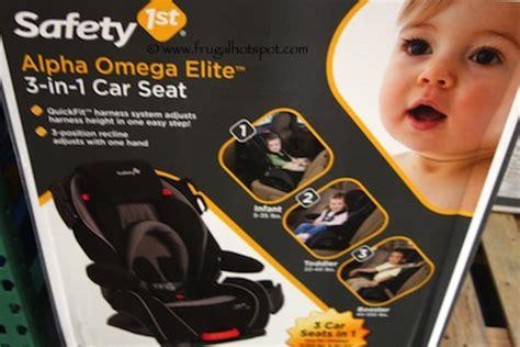 alpha omega elite car seat costco costco sale safety alpha omega elite 3 in 1 car