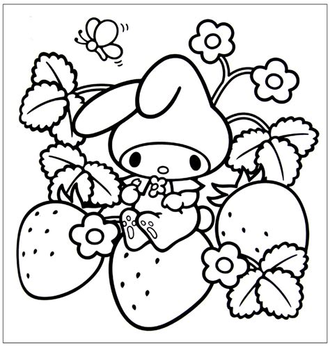 kawaii coloring pages kawaii food coloring pages