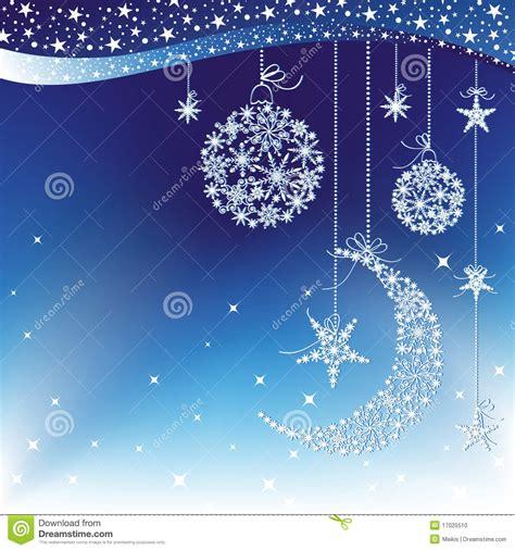 sparkling christmas greeting card stock photo image