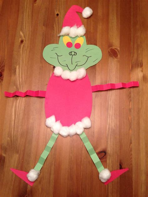 how the grinch stole christmas craft christmas craft