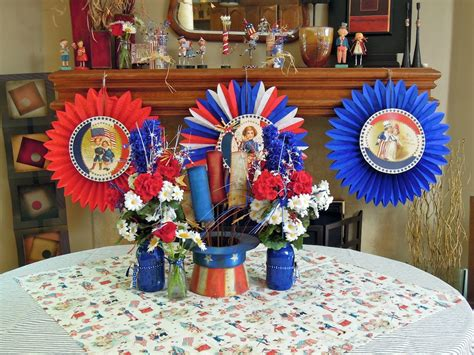 fourth of july decorations popcorn bar and fourth of july chocolate covered oreos
