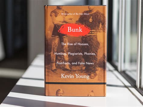 bunk the rise of hoaxes humbug plagiarists phonies post facts and news books bunk is encyclopedic fascinating and frustrating wpsu