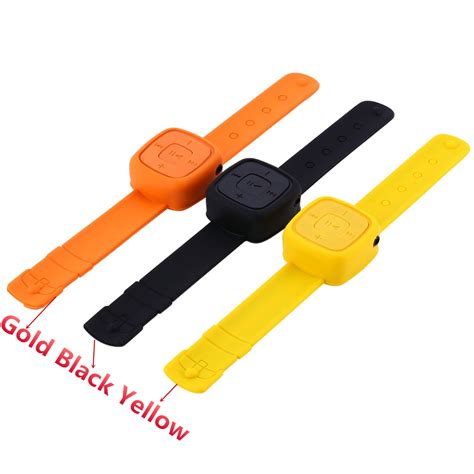 Mini Watches Mp3 Player With Micro Tf Card Slot mini watches mp3 player with micro tf card slot electronic products sports mini mp3 player