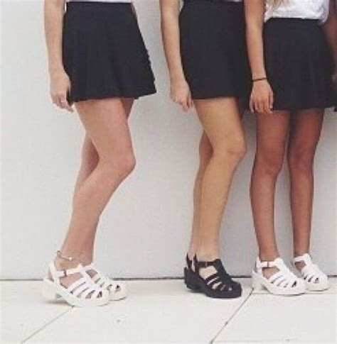 Ekydo Sandal Pretty 01 L Black white sandals with white sandals