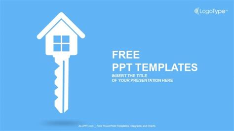 Free Real Estate Powerpoint Templates Design Powerpoint Real Estate Templates