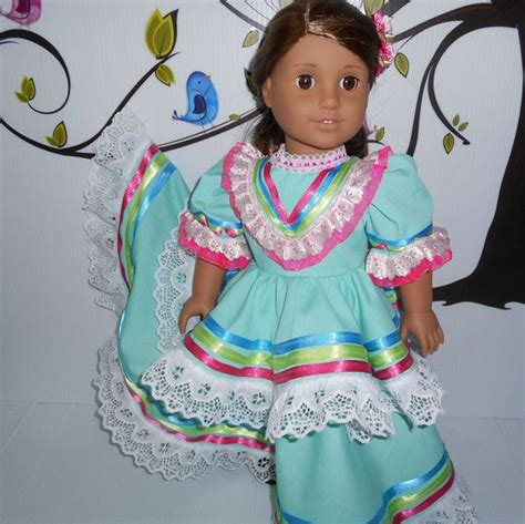 design doll similar 17 best pattern ideas for traditional mexican dress images