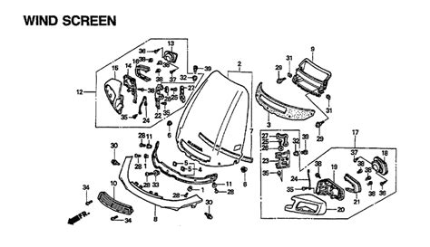 wiring diagram honda pc800 123wiringdiagrams