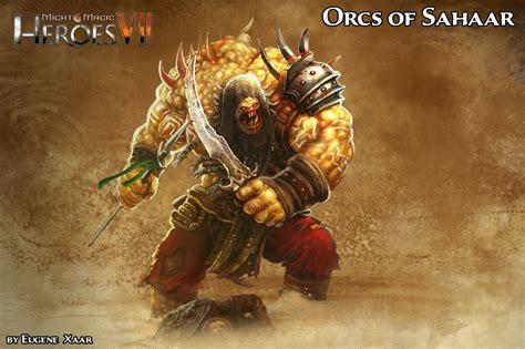 printable heroes fire giant heroes 7 stronghold sahaar ogr 2 eugene xaar gavrilenko