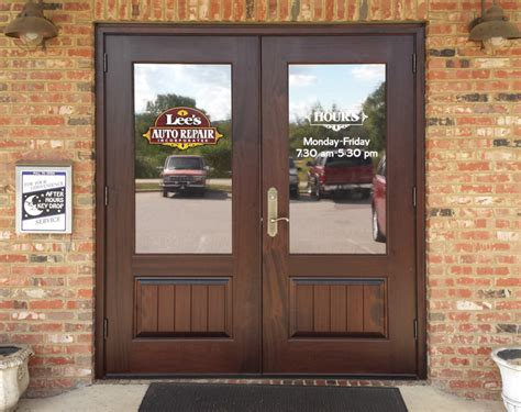 exterior commercial door ktrdecor