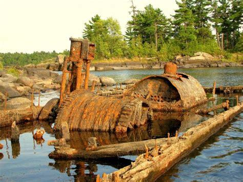 alligator boat alligator boat for logging french river photorator