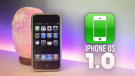 how to downgrade iphone 2g to iphone os 1 0