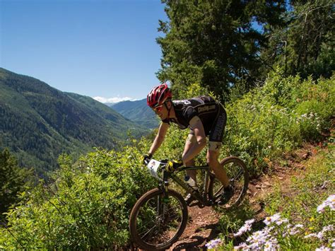 best trail mtb the 7 and best mountain bike trails in aspen snowmass