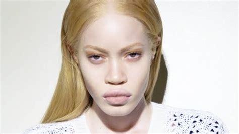 model hairstyles for women albino models black women hairstyles hairstyles 2017