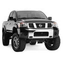 2013 Nissan Titan Accessories Bushwacker 174 Nissan Titan 2013 2015 Pocket Style Fender