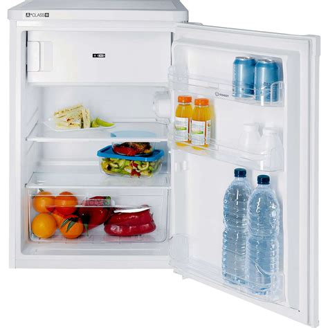 Freezer Box 50 Liter indesit tfaa10 a 96 litres counter fridge with freezer box in white new 8007842777703 ebay