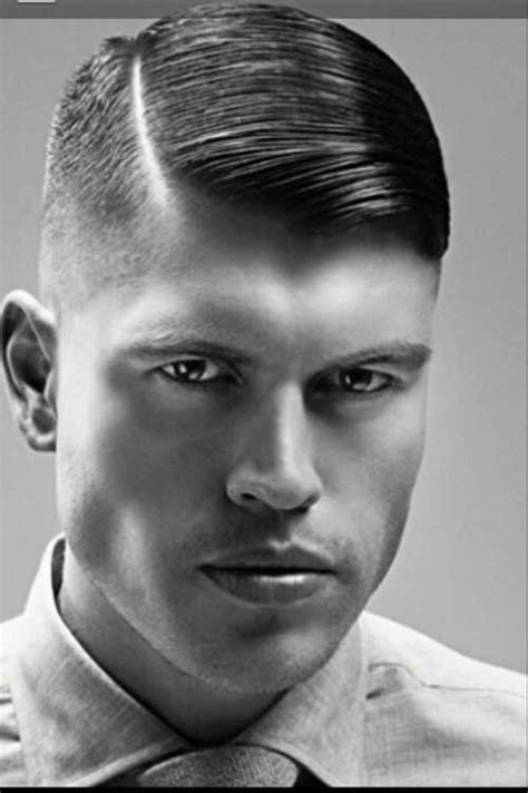 part hair 10 slick hairstyles for men mens hairstyles 2017