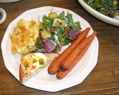 vegetarian easter dinner fun dining